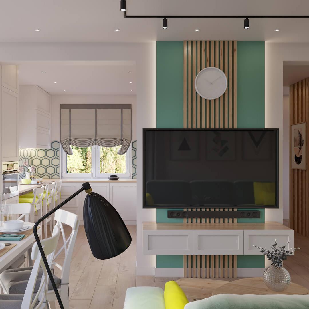 Элитный дизайн дома Киев
