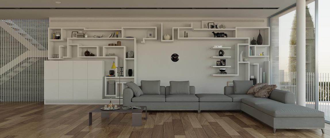Дизайн интерьера гостинной, Dofamine