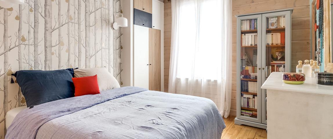 как увеличить маленькую комнату
