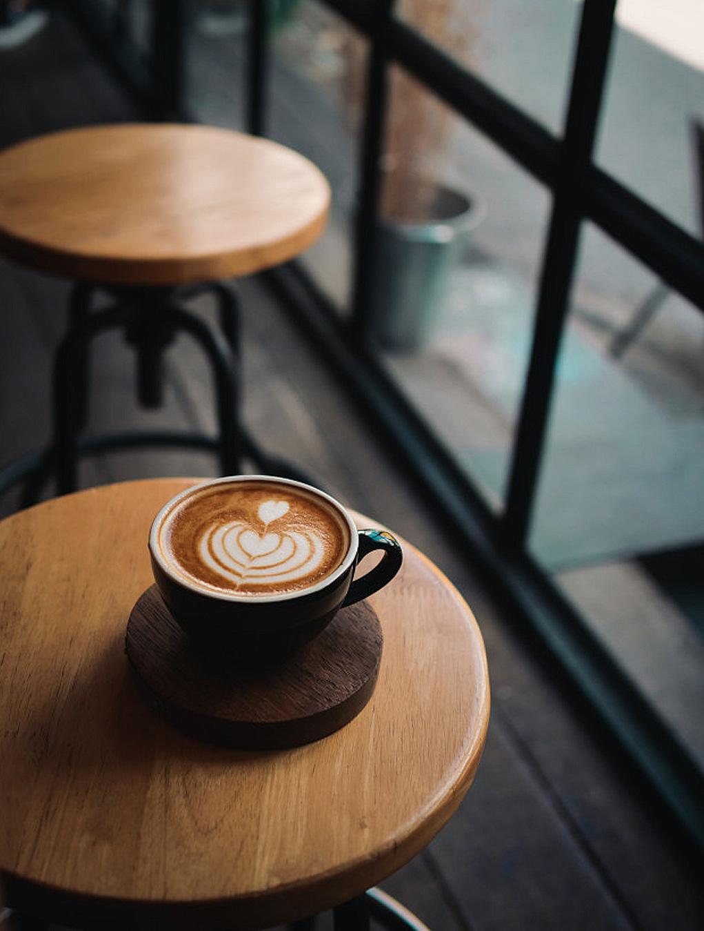 виды дизайна кафе