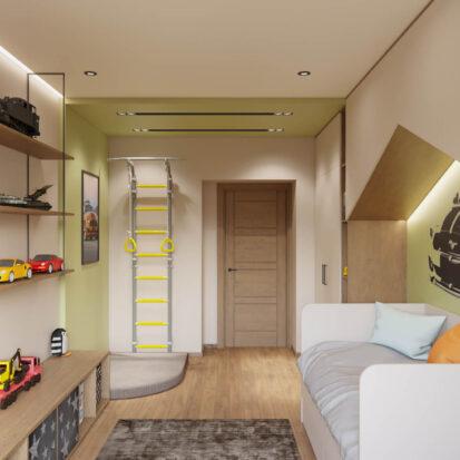 Дизайн квартиры Запорожье детская ремонт
