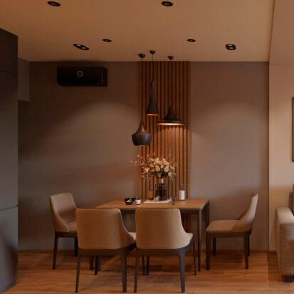 Дизайн квартиры Запорожье интерьер