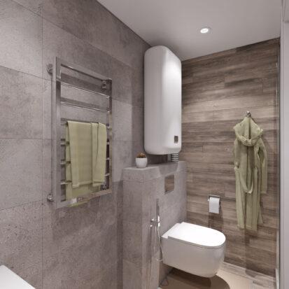 Дизайн и ремонт дома Запорожье ванная комната