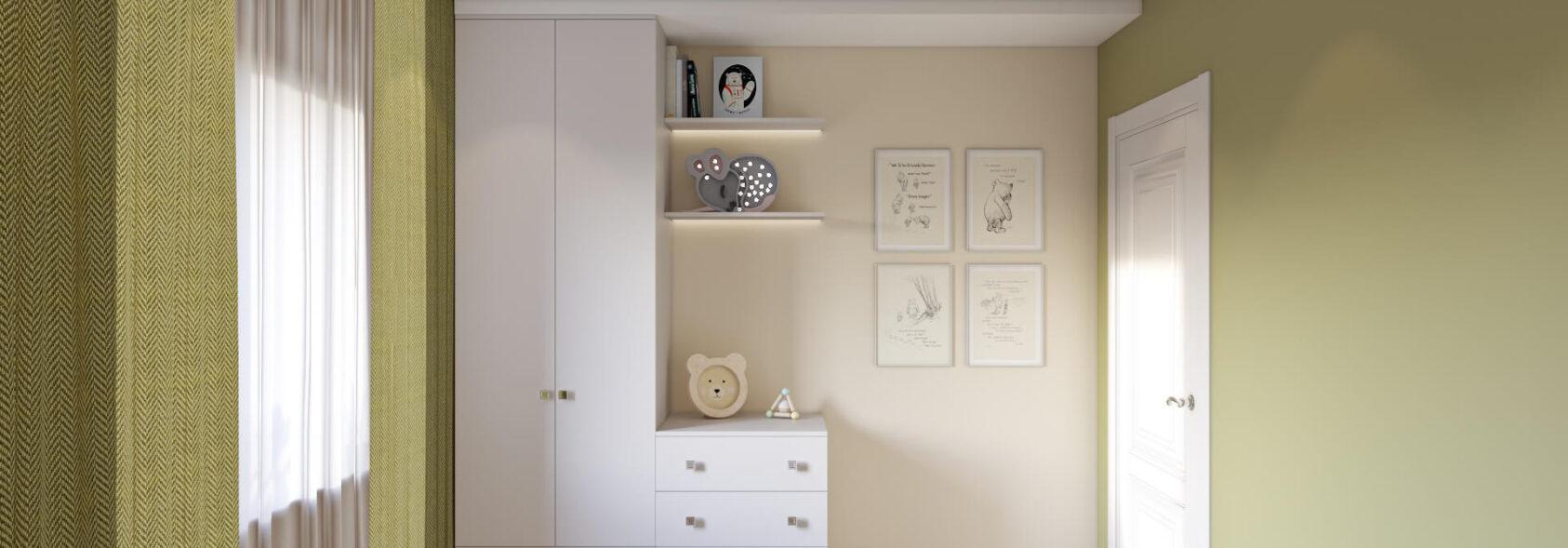 Дизайн и ремонт дома Запорожье детская