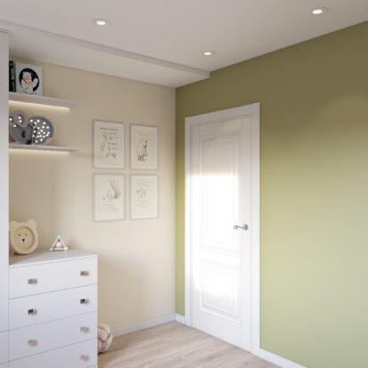 Дизайн и ремонт дома Запорожье интерьер детской