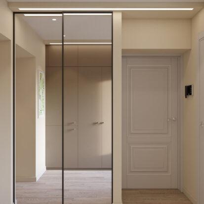 Дизайн и ремонт дома Запорожье интерьер прихожей
