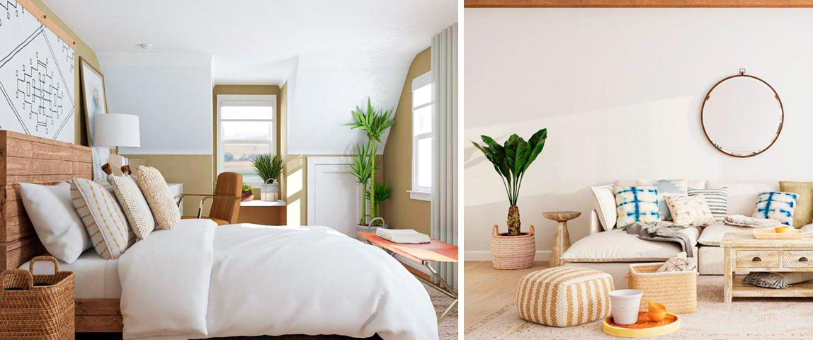 Дизайн удобного и уютного пространства, Dofamine