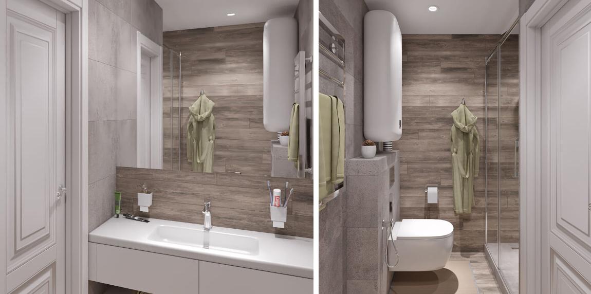 дизайн и ремонт дома ванная