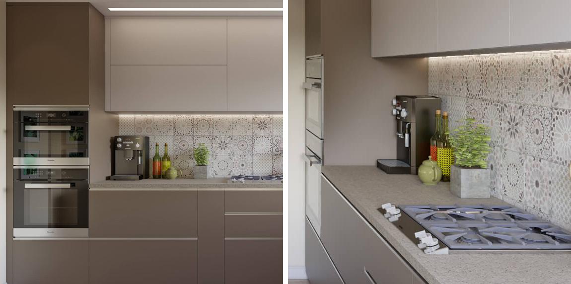 дизайн и ремонт дома кухня
