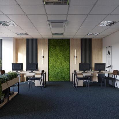 Дизайн ремонт проект офис запорожье
