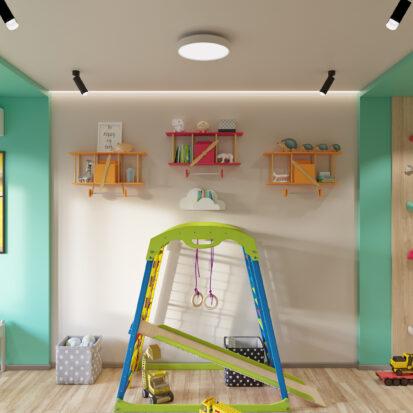дизайн и ремонт квартиры детская