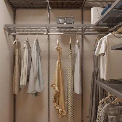 дизайн и ремонт квартиры - гардеробная