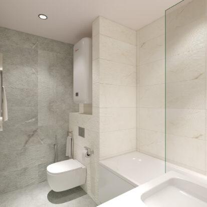 Дизайн квартиры Запорожье ванная дизайн проект
