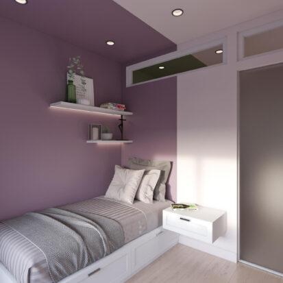 Дизайн квартиры Запорожье детская для девочки цена