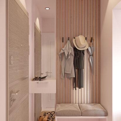 Дизайн квартиры Запорожье прихожая цена
