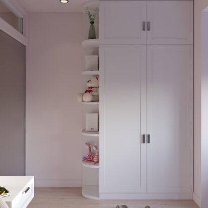 Дизайн квартиры Запорожье ремонт детской для девочки