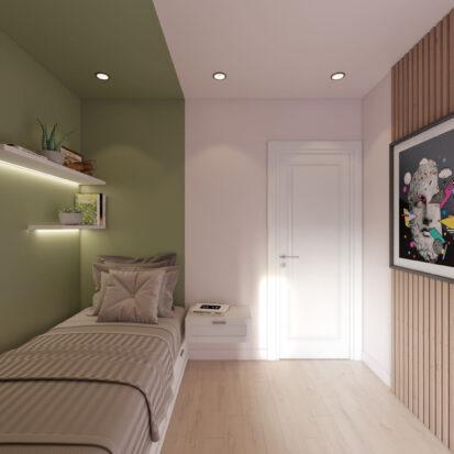 Дизайн квартиры Запорожье ремонт детской для мальчика