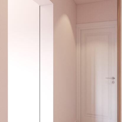 Дизайн квартиры Запорожье ремонт коридора