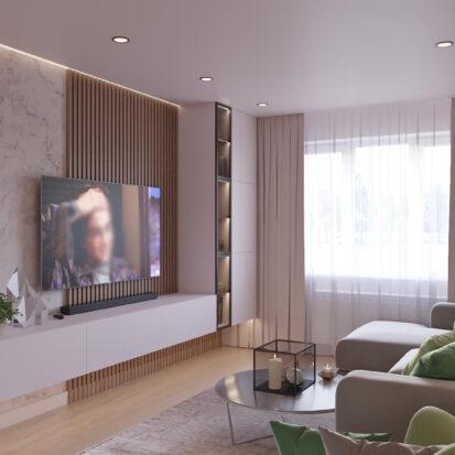 Дизайн квартиры запорожье интерьер гостиной