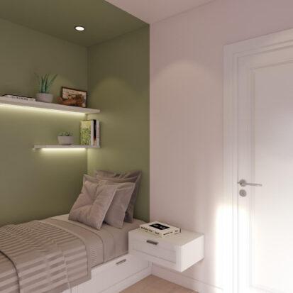 Элитный дизайн квартиры Запорожье детская для мальчика