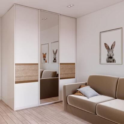 Дизайн двухэтажной квартиры детская дизайнерский ремонт 1
