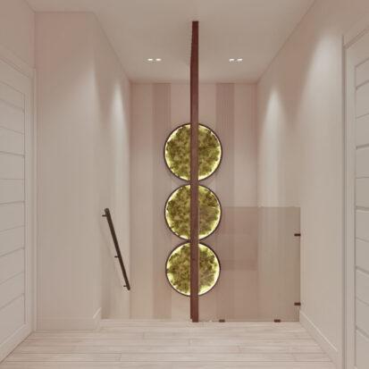 Дизайн двухэтажной квартиры лесница на 2й этаж