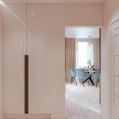 Дизайн двухэтажной квартиры прихожая студия дизайна