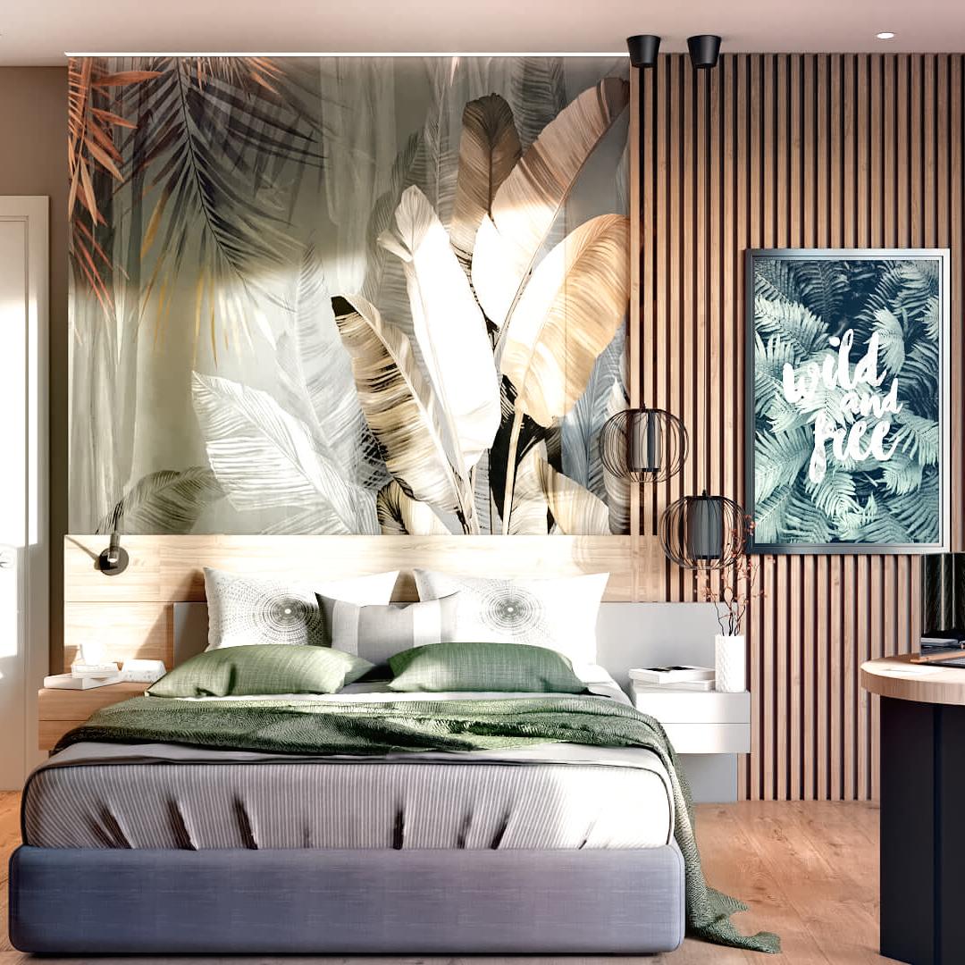 Дизайн 3-х комнатной квартиры Киев интерьер