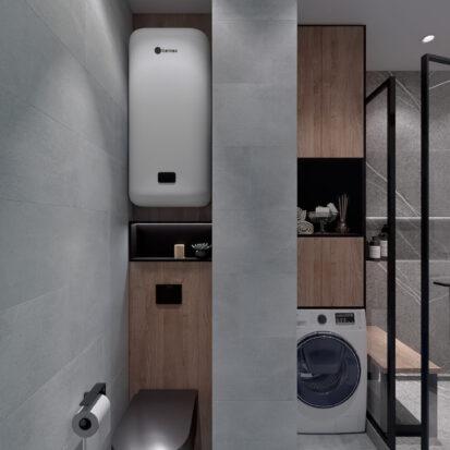 Дизайн 3-х комнатной квартиры Киев сан узел