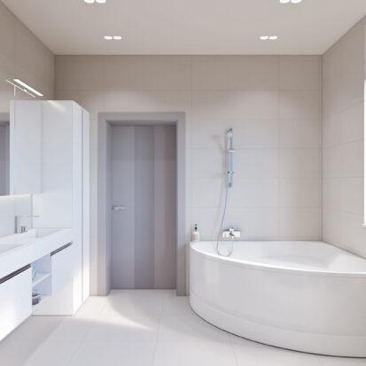 Дизайн дома Запорожье ванная комната цена