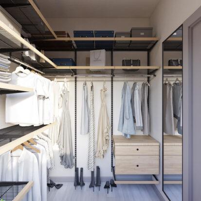Дизайн дома Запорожье гардеробная цена