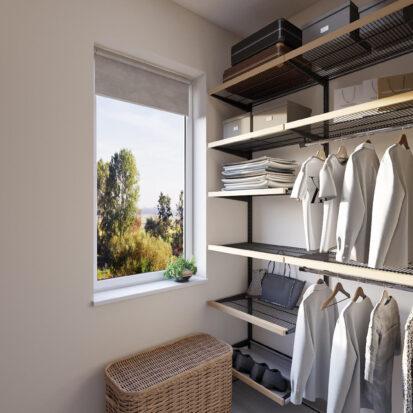 Дизайн дома Запорожье гардеробная