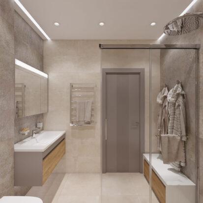 Дизайн дома Запорожье гостевой туалет цена