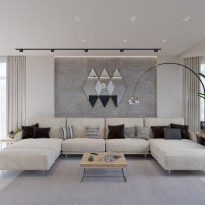 Дизайн дома Запорожье гостиная цена