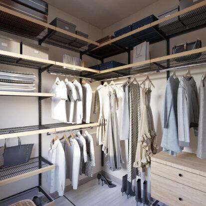 Дизайн дома Запорожье дизайнерский ремонт гардеробной