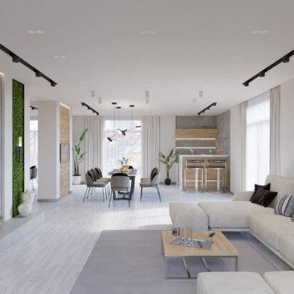 Дизайн дома Запорожье дизайн проект гостиной