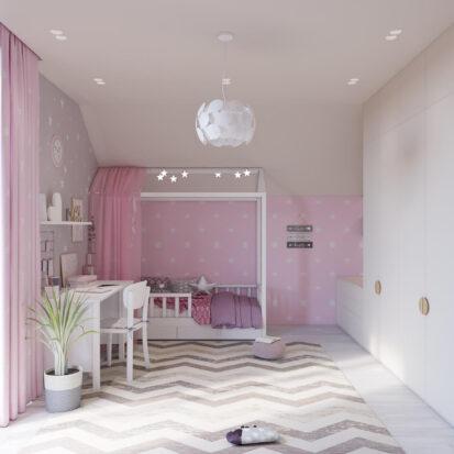 Дизайн дома Запорожье дизайн проект детской
