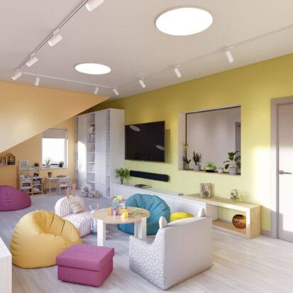 Дизайн дома Запорожье дизайн проект игровой комнаты