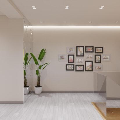 Дизайн дома Запорожье дизайн проект лестницы на 2й этаж