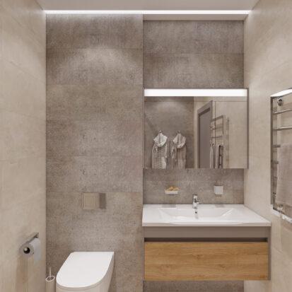 Дизайн дома Запорожье душевая