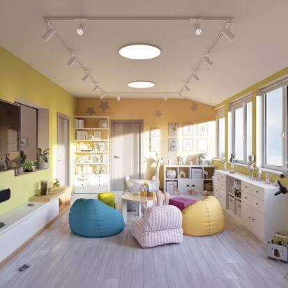 Дизайн дома Запорожье игровая комната цена