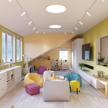 Дизайн дома Запорожье игровая комната