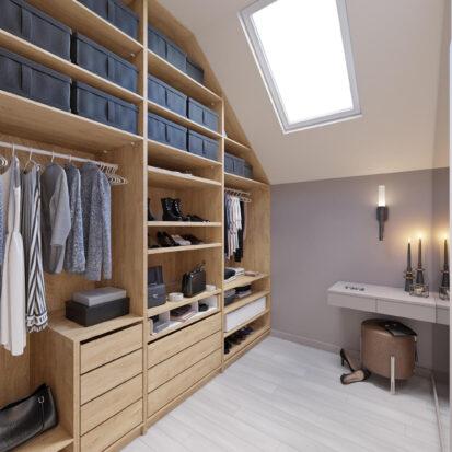 Дизайн дома Запорожье интерьер гардеробной комнаты