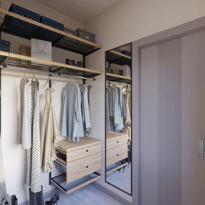 Дизайн дома Запорожье интерьер гардеробной