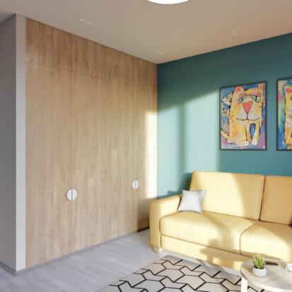 Дизайн дома Запорожье интерьер гостевой комнаты