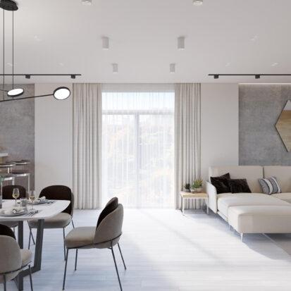 Дизайн дома Запорожье интерьер гостиной
