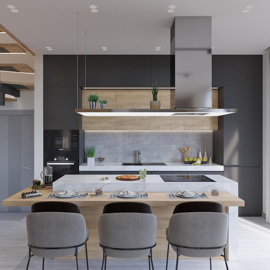 Дизайн дома Запорожье, Dofamine
