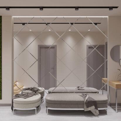 Дизайн дома Запорожье прихожая