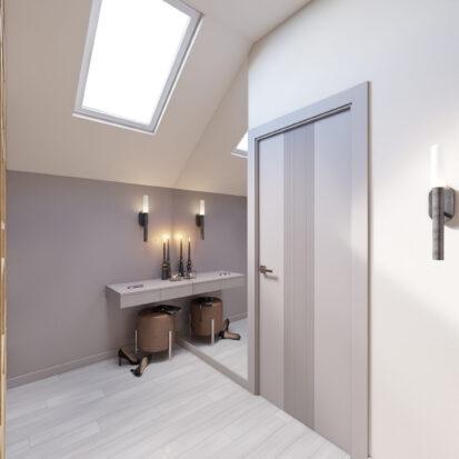 Дизайн дома Запорожье проект гардеробной комнаты