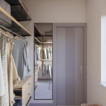 Дизайн дома Запорожье проект гардеробной